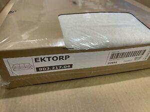 New Original Ikea Ektorp 3 Seat Sofa Cover Complete Set Lofallet Beige Slipcover