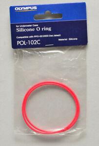 Olympus O-ring POL-102C per Dome Lens PPO-02 compatibile con PT-020