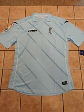 Joma Granada 14/15 Third Shirt Replica Blank Jersey Blue Men's NWT sz Large