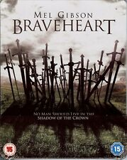 Braveheart Limited Edition SteelBook Blu-ray w/Slip (Region B Uk Import)