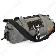 USAF Grey Para Pilot Bag - 100% Nylon with Pull Cord Release Clip