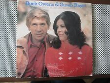 Buck Owens & Susan Raye The Good Old Days (title cut, Sweethearts in Heaven + 8)