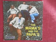 The MAMA'S and the PAPA'S EP France 1966
