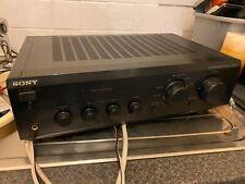 Sony Amplifier TA - FE330R