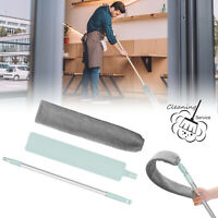 Retractable Gap Dust Cleaning Brush Household Mop Sweep Tool Artifact Removable