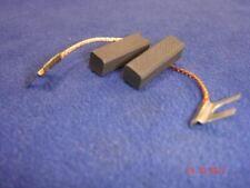 Pair of Carbon Brushes for Bosch 1422 VSRQ GBM 13-HRE UB2J75 UB2/75 UB75B 26