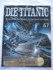Hachette Die Titanic Bausatz Heft 67 original und ungeöffnet