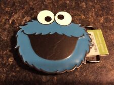 Sesame Street Cookie Monster Belt Buckle