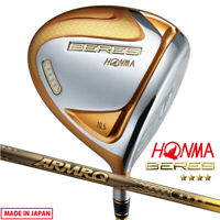 4-Star 2020 HONMA Golf BERES Driver ARMRQ ZERO 47 S-07 E-07 Made in Japan 19wn