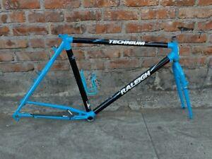 "19"" Raleight Technium frameset, mountain bike"