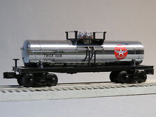 MTH RAIL KING FLYING A SERVICES TANK CAR TIDEWATER O GAUGE train 30-4245-1-T NEW