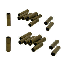 10 Set Bayonet Clasps End Caps Connector Jewelry Making Findings DIY Crafts
