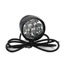 70W 7x XM-L LED Motorrad Punktlicht Scheinwerfer Nebelscheinwerfer Rücklicht