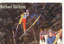 Michael Zachrau  Skispringen Autogrammkarte original signiert 3294673