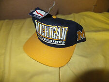 PROPLAYED Michigan Wolverines SNAPBACK