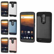 Blade Silicone/Gel/Rubber Cases & Covers for ZTE Max