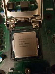 i7 6700k CPU LGA 1151, Pre-Owned - Great Condition