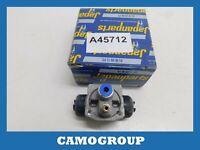 Cylinder Rear Brake Rear Wheel Brake Cylinder DAIHATSU Sirion Yrv CS618