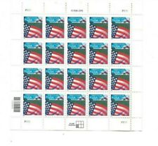 Flag Over Farm 3448 First Class Mint NH Stamp Sheet 2000