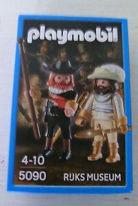 Playmobil De Nachtwacht Rembrandt Rijks 5090 Sonderfigur Ritterburg Burg Ritter