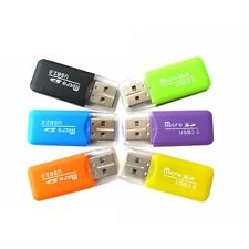 TF Card Memory Card Micro SD Card Reader USB 2.0 Support 64GB Random Color Pro