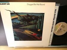 Albert Lee: Gagged But Not Bound (M-  1987 MCA LP)