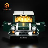 LED-Leuchtkit für LEGO 10242 MINI Cooper Creator Modell Bricks Lichtset AUTO