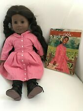 Addy Walker Retired Doll - American Girl Collection - Book - Meet Greet Outfit