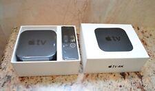 Apple TV 4K ~ A1842 ~ 32GB (5th Gen.) Media Streamer MQD22LL/A NEVER USED!