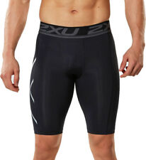 2XU Men's Compression Shorts L Black