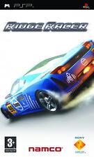 Ridge Racer PSP playstation jeux course races games spellen pelletjes 4057
