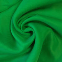 100% Cotton Fabric Voile Plain Green Solid Colours per metre Indian Dress Making