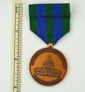 District of Columbia National Guard  Achievement Medal