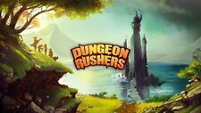 Dungeon Rushers PC Steam Code Key NEW Download Game Fast Region Free