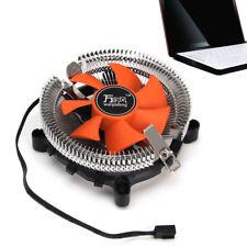 2200rpm CPU Silent Fan Cooler Cooling Heatsink For Intel LGA775/1155 AMD AM2/3