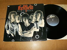 HELLFIELD : NIGHTMUSIC - CANADA LP - EPIC PEC 80028 - 1979