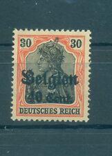 BELGIUM - GERMAN OCCUPATION 1914/18 Mi. 19 40C