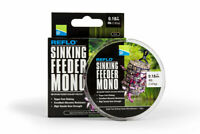 Preston Innovations Reflo Sinking Feeder Mono 150m Spool *New* - Free Delivery