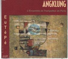 L'ensemble De Trompettes De Paris - Angklung CD ALBUM neuf