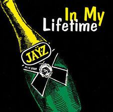 cd JAY-Z In My Lifetime CD Maxi Single 6 tracks RARE OOP 1995