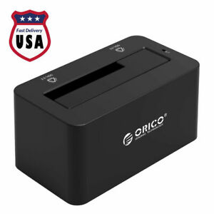 "Original ORICO  2.5""/3.5"" USB 3.0 SATA Hard Drive Docking Station HDD Enclosure"
