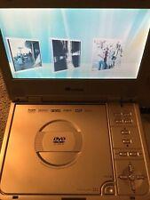 MUSTEK MP 80D DVB-T DVDPlayer portable mit Zubehör/Antenne/Fernbedienung/Tasche/