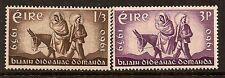 IRELAND 1960 WORLD REFUGEE SC # 173-174 MNH