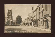 Devon TAVISTOCK Bedford Sq West St c1910/20s? PPC by Frith