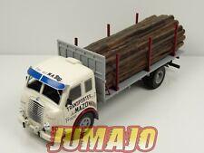 PEG2D CAMIONS PEGASO Salvat 1/43 : Pegaso II Z-202 diésel porteur de bois Madrid