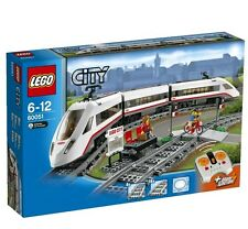 LEGO City High-speed Passenger Train 60051 BRAND NEW SEALED,SAME DAY DISPATCH