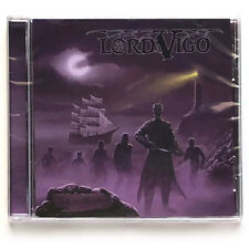 LORD VIGO - SIX MUST DIE, CD NO REMORSE REC 2018 CANDLEMASS DOOM NEW SEALED