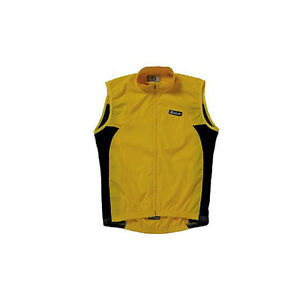 NEW SANTINI SUSHI LIGHTWEIGHT PACKABLE WINDPROOF CYCLING VEST GILET - REDUCED!