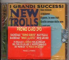 NEW TROLLS CD I GRANDI SUCCESSI serie JUKEBOX ITALIA sigillato FABRIZIO DE ANDRE