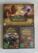 World of Warcraft-  Battle Chest + Mists of Pandaria - Sammlung - DVD Rom - Neu